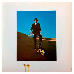 LP PINK FLOYD ‎– Wish You Were Here, 1975